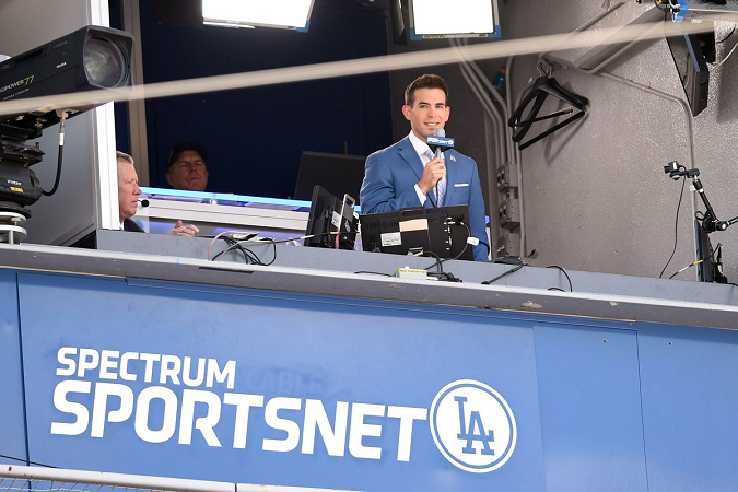 Renegotiating the Dodgers' TV deal: How Spectrum can reach more